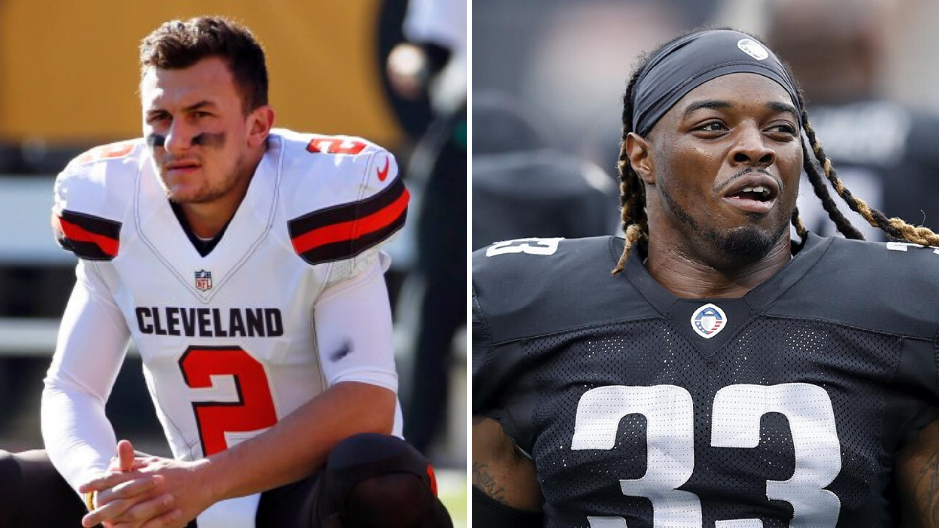 Johnny Manziel Trent Richardson