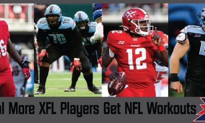 XFL guys NFL Workouts