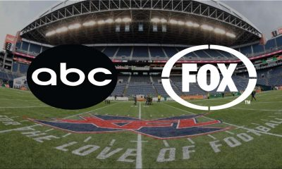 XFL ABC and Fox